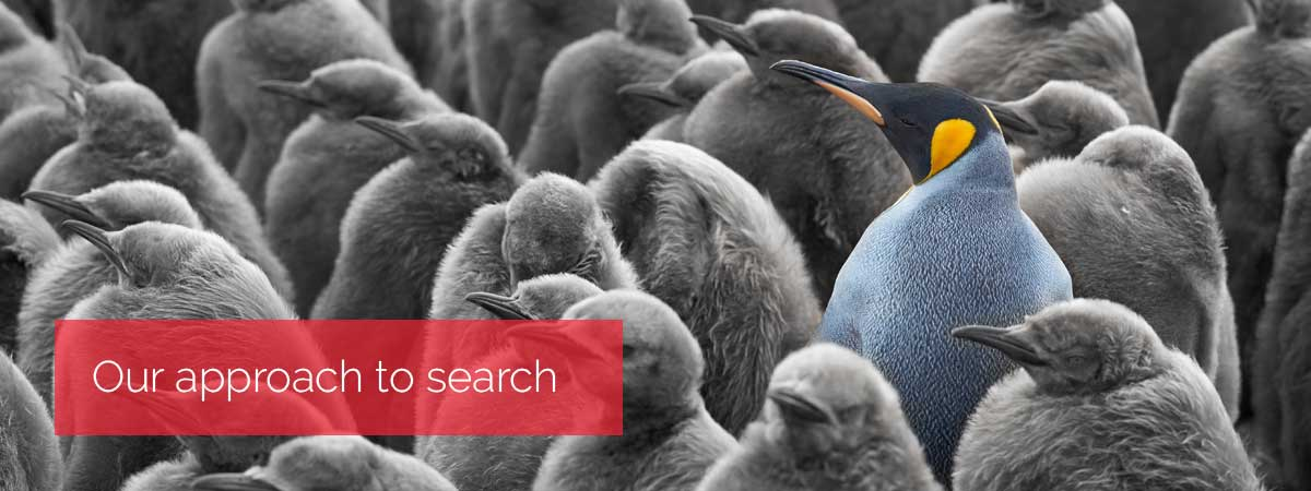 Our Approach to Search